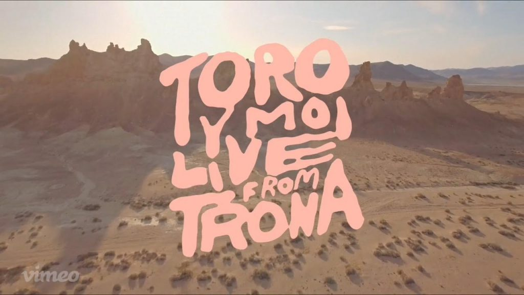 Toro Y Mio - LIve from Trona