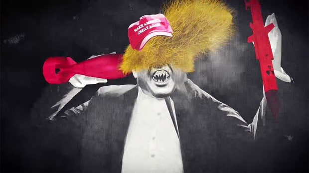 Green Day Kembali Kritik Donald Trump