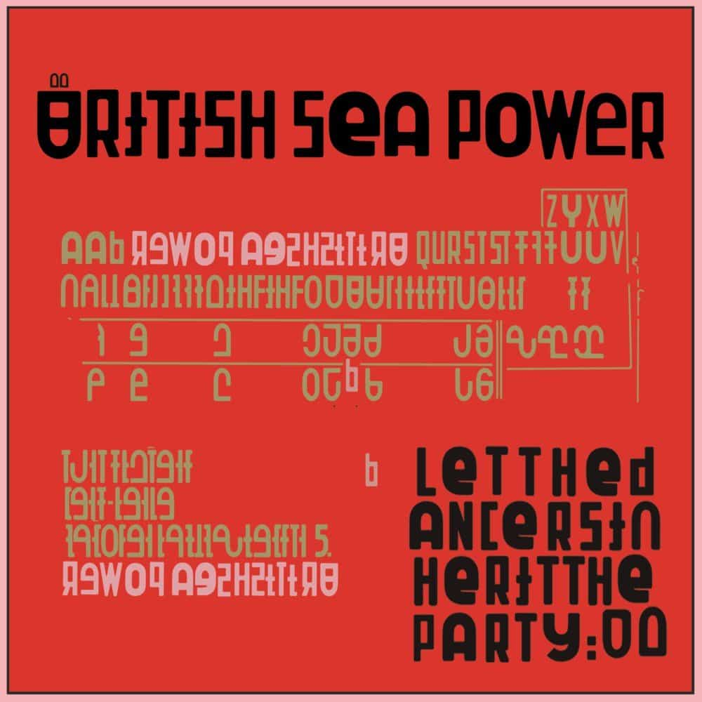 British Sea Power - Let The Dancers Inherit The Party Album Cover