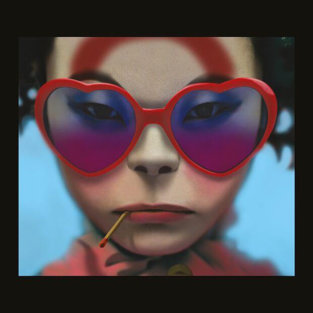 "Sampul album Gorillaz ""Humanz"""