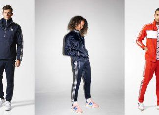"Adidas Originals Segarkan Koleksi, Rilis Tracksuit ""Tiga Garis"" Era 70-an."