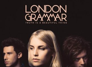 London Grammar Cover Album Truth Is A Beautiful Thing