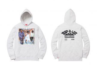Tak Henti Kolaborasi, Supreme Lepas Koleksi Terbaru Summer/Spring Dengan Rap-A-Lot Records.