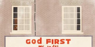 "Cover album Mr Jukes ""God First"" (1)"