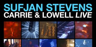 """Mengkhidmati Jahit Ulang """"Carrie & Lowell"""" Versi Live Oleh Sufjan Stevens."""
